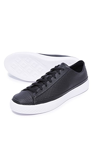 Converse Chuck Modern Perforated Leather Sneakers