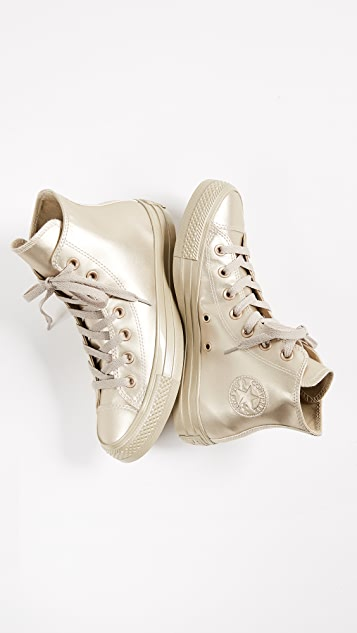 Converse Chuck Taylor All Star Metallic High Top Sneakers