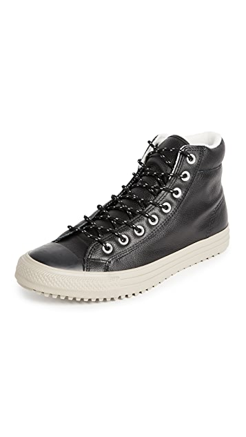 Converse Tumbled Leather Boots