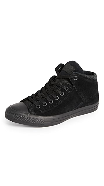 Converse Chuck Taylor High Street Mid Top with Thermal Lining