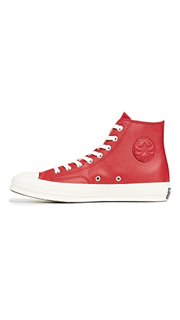 Converse Chuck Taylor 70s Wordmark High Top Sneakers