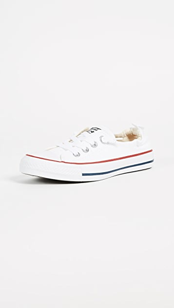 0038b3f87f85df Converse Chuck Taylor All Star Shoreline Slip On Sneakers ...