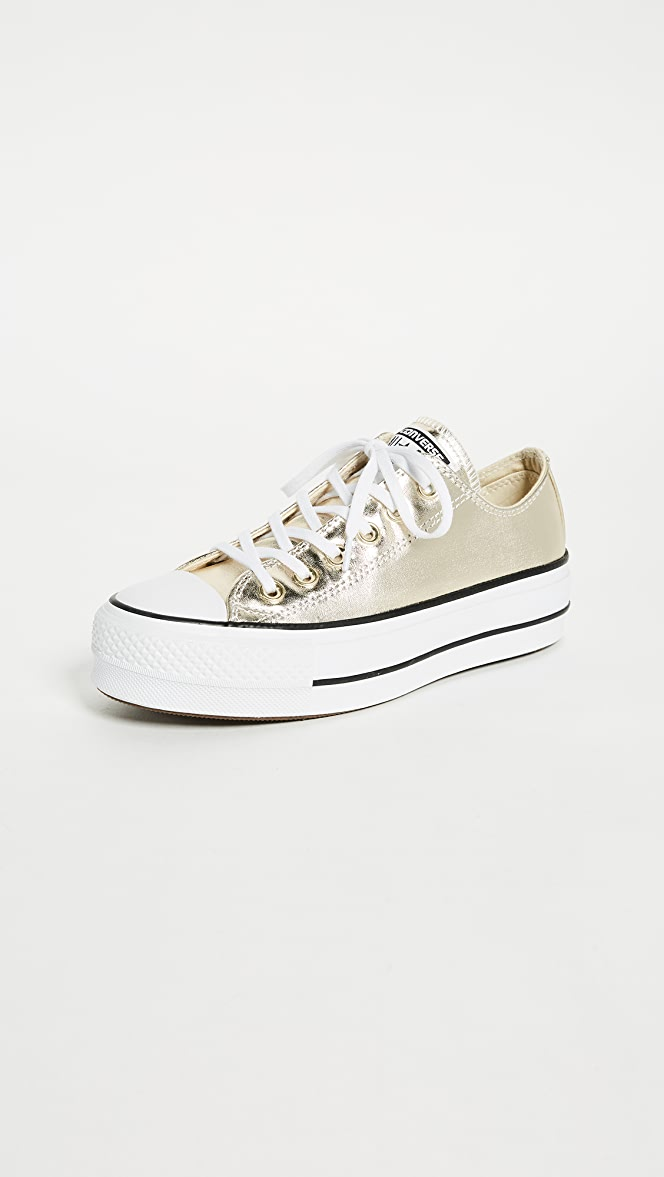 Converse Chuck Taylor All Star Lift OX Sneakers  e256f3d3a
