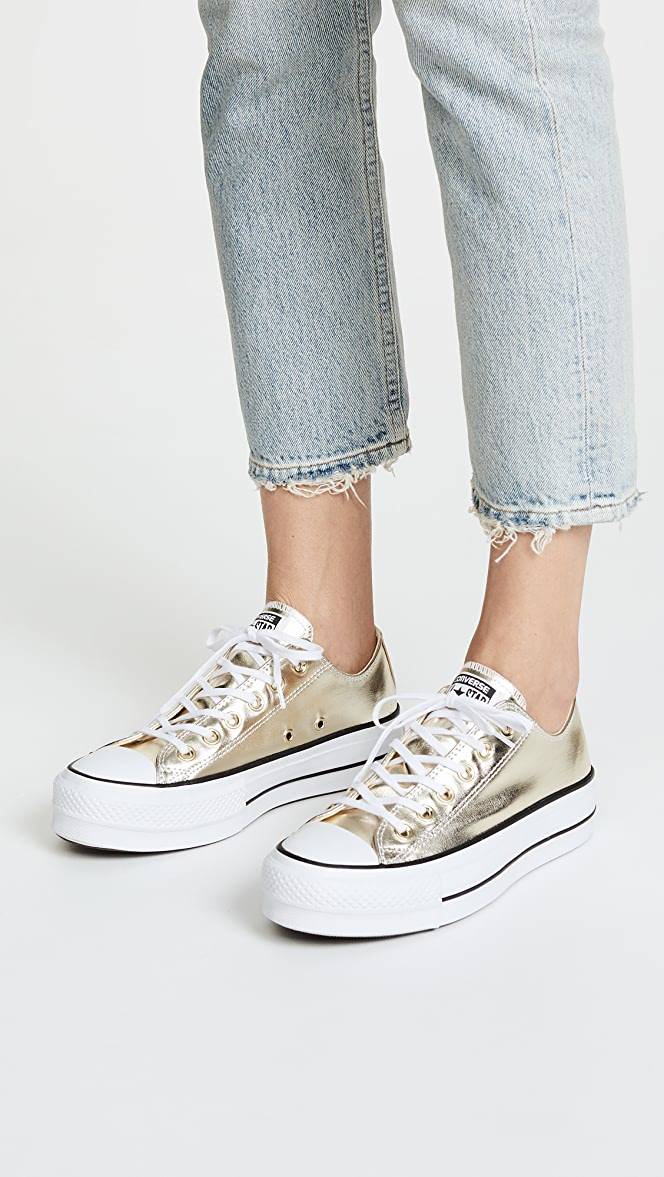 070eb96a2e3f Converse Chuck Taylor All Star Lift OX Sneakers