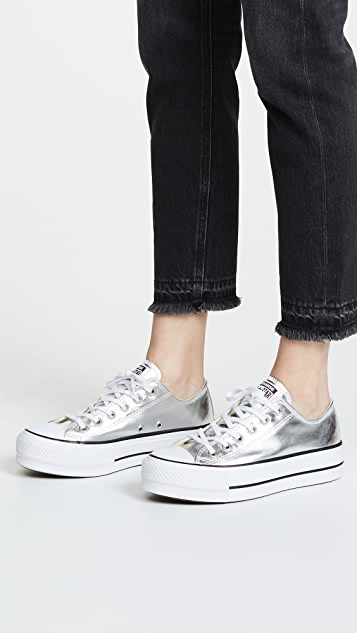 24a5a835b7b6b2 ... Converse Chuck Taylor All Star Lift OX Sneakers ...