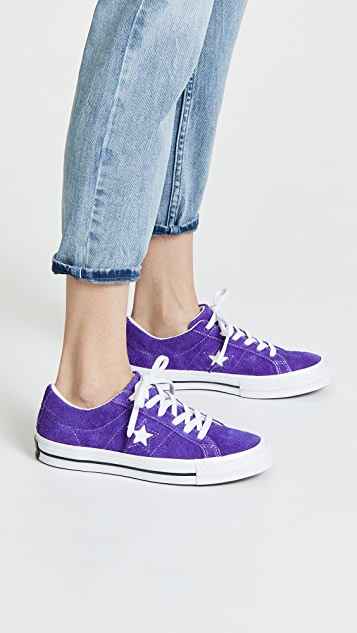 38692fba885252 ... Converse One Star Ox Sneakers ...