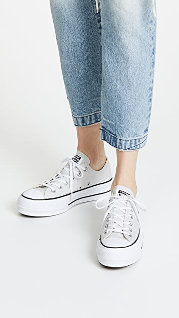 guapo Nuevos objetos acogedor fresco Converse Chuck Taylor All Star Lift Ox Sneakers | SHOPBOP
