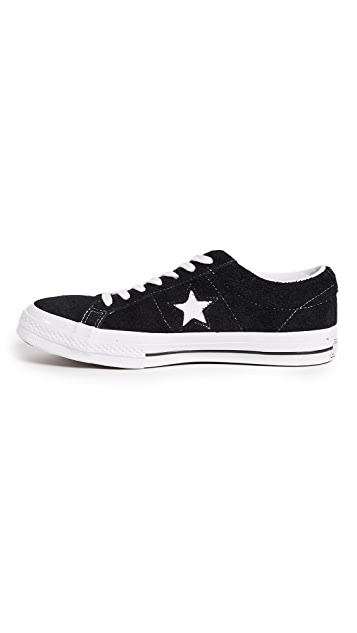 Converse One Star Suede Ox Sneakers