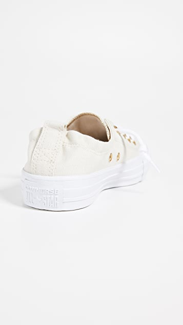 Converse Shoreline Lace Up Sneakers