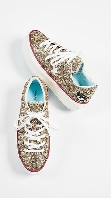 d314582cf7e3 ... Converse One Star x Chiara Ferragni Lace Up Sneakers ...