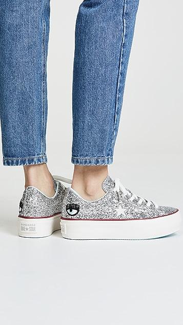 12bc2777da3 Converse x Chiara Ferragni Sneakers  Converse x Chiara Ferragni Sneakers ...