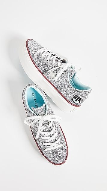 1e02318a4ab7 Converse x Chiara Ferragni Sneakers