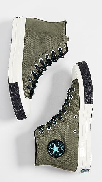 bffd2c0b95d591 Converse Chuck 70 Hi-Top Trek Tech Sneakers