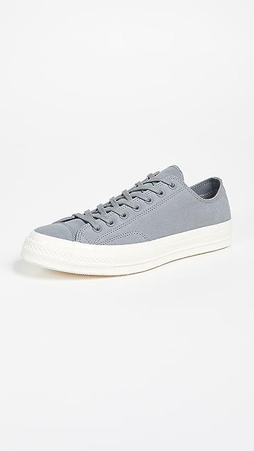 e57bf219b2a2eb Converse Chuck 70 Equinox Nubuck Lowtop Sneakers | EAST DANE