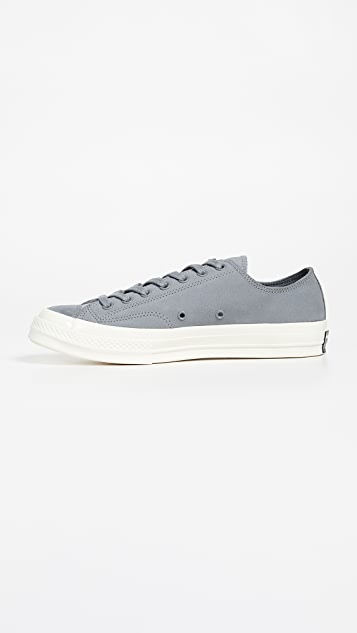 Converse Chuck 70 Equinox Nubuck Lowtop Sneakers