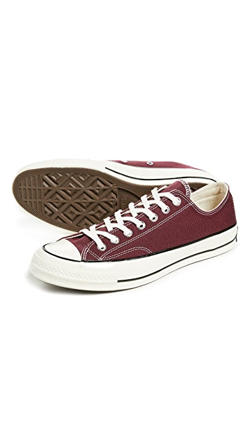 Converse Chuck Taylor 70 Low Top Sneakers