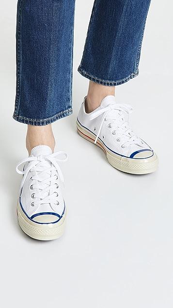 667312512f93 ... Converse Chuck  70s Ox Retro Letterman Sneakers ...