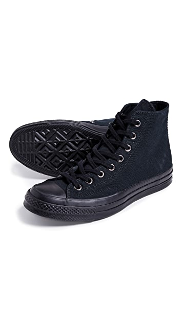 Converse Chuck Taylor 70s Monochrome High Top Sneakers