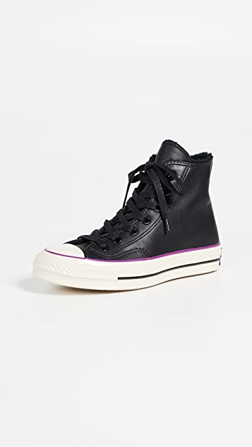 daf642584cbbdf Converse Chuck 70 High Top Sneakers