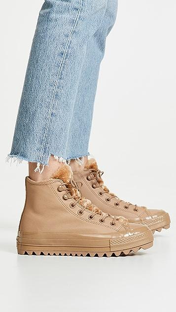 2906d0342f3d0a ... Converse Chuck Taylor All Star Lift Ripple High Top Sneakers ...