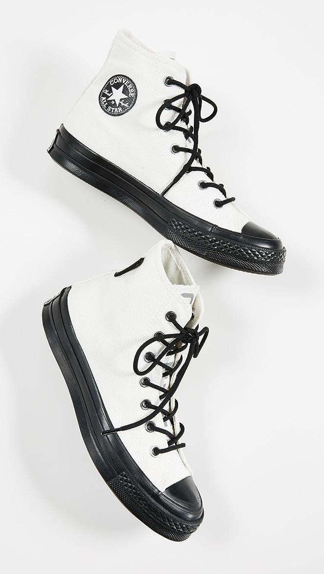 bb01521c476b8 Converse Chuck 70 Gore Tex 高帮运动鞋