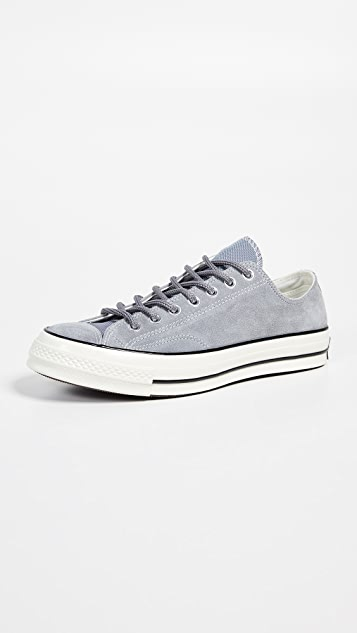 c4051bce9f4d Converse Chuck 70 Base Camp Suede Low Top Sneakers