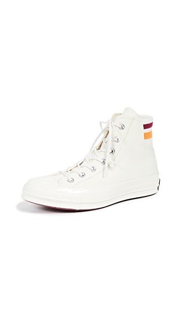 Converse Chuck 70 Retro Stripe High Top Sneakers