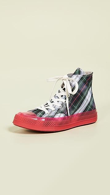 Converse Chuck 70s Translucent Midsole Sneakers