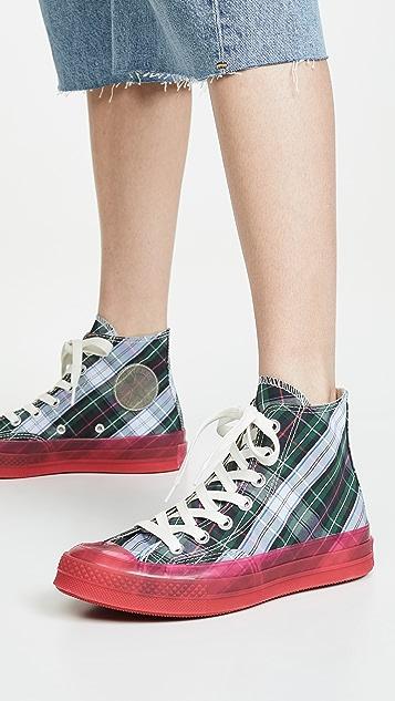 Converse Chuck '70s Translucent Midsole Sneakers