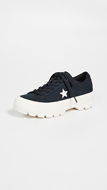converse sneakers one star