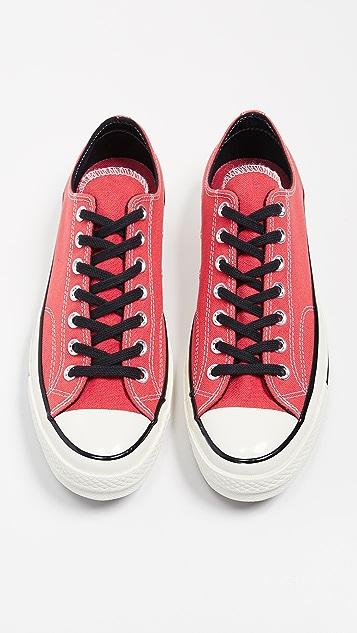 Converse CT70 Vintage Canvas Oxford Sneakers