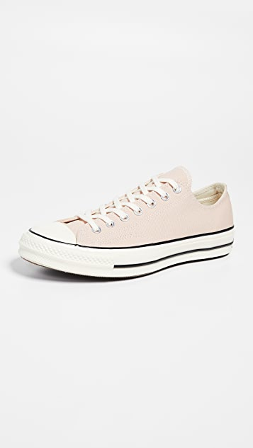 Converse CT70 Vintage Canvas Oxford Sneakers