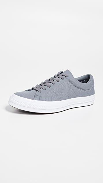 Converse One Star Sport Utility Oxford Sneakers