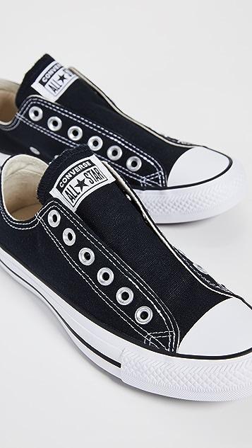 Converse Кроссовки без шнурков Chuck Taylor All Star