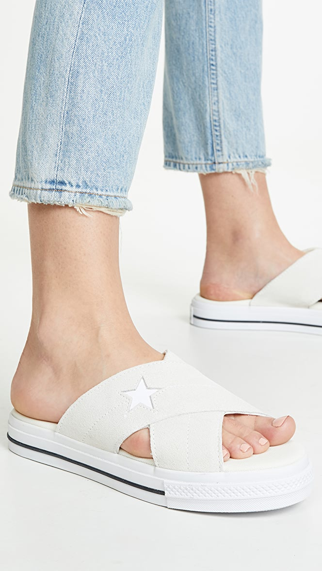 Converse One Star Sandals | SHOPBOP