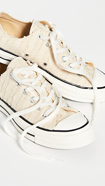 Converse Chuck 70 Ox Fray Sneakers