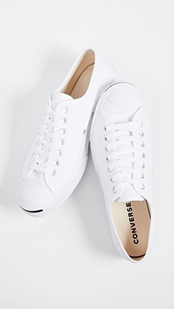Converse Jack Purcell Gold Standard Canvas Sneakers
