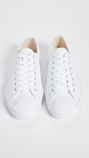 Converse Jack Purcell Gold Standard Leather Oxfords