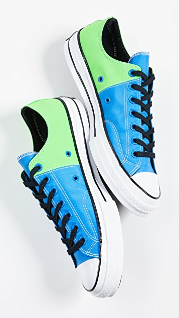 Converse Chuck 70 Neon Oxfords