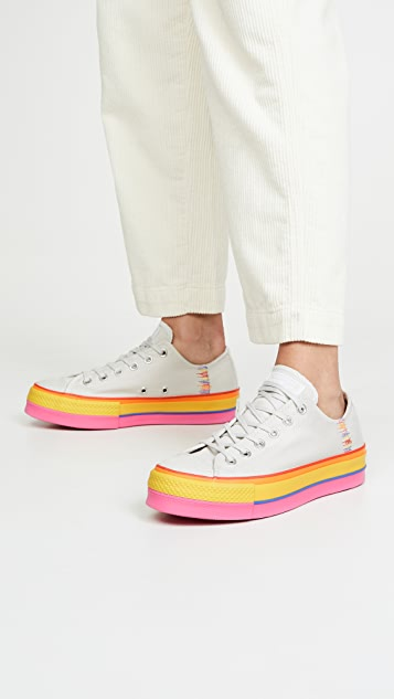 Converse Chuck Taylor All Star Rainbow Sneakers