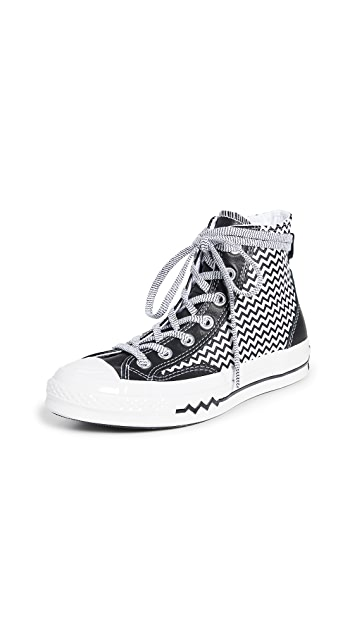 Converse Chuck 70 Mission V High Top Sneakers