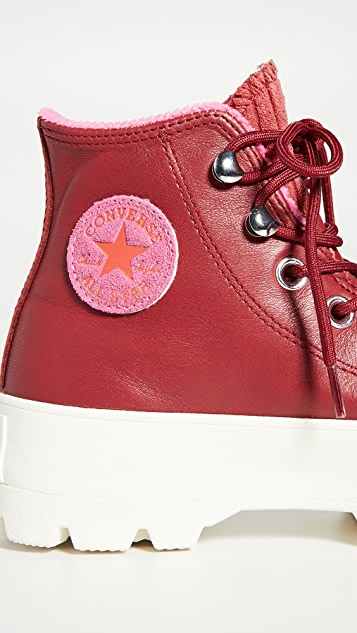 Converse Chuck Taylor All Star Lugged Winter 运动鞋