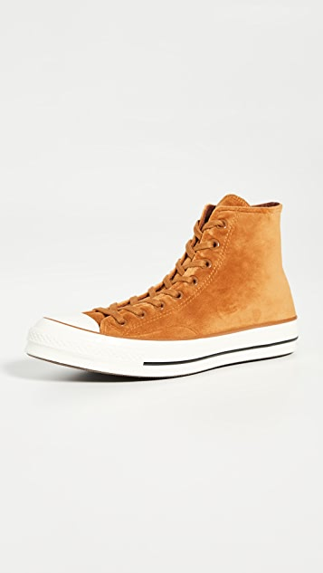 Converse Chuck Taylor All Star '70s Velvet High Top Sneakers