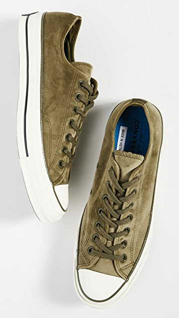 Converse Chuck Taylor All Star '70s Velvet Low Top Sneakers