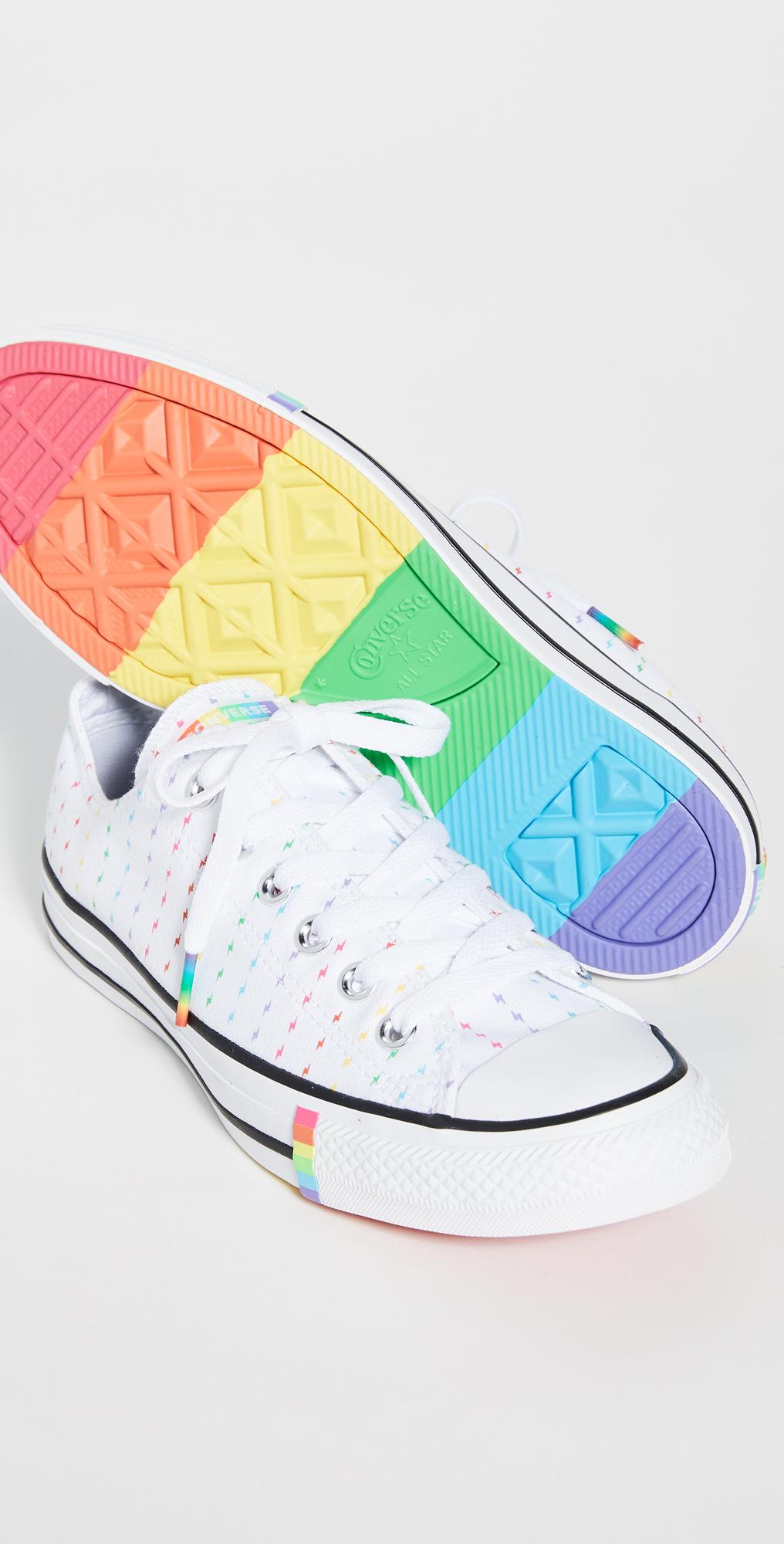 Converse Pride Classic Ox Sneakers