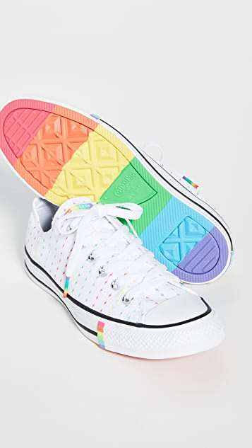 Pride Classic Ox Sneakers by Converse