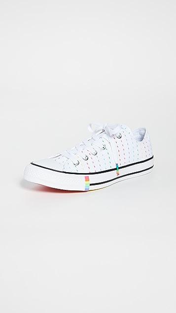 Converse Классические кроссовки Pride Ox