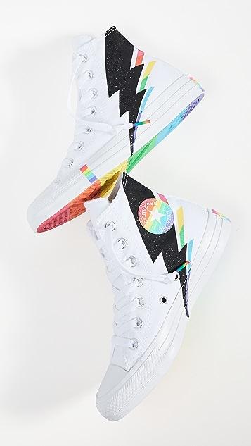 Classic High Top Pride Sneakers