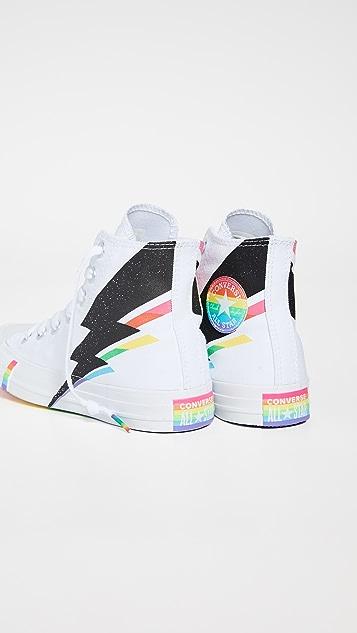Converse Classic High Top Pride Sneakers