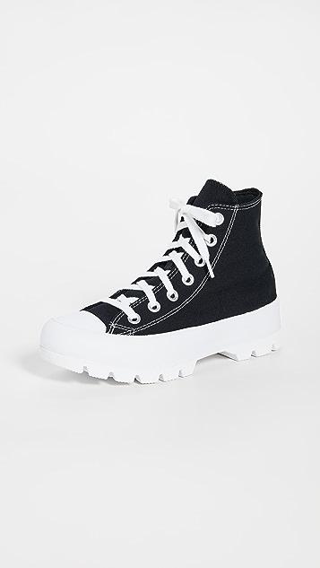 Converse Chuck Taylor All Star 沟纹高帮运动鞋